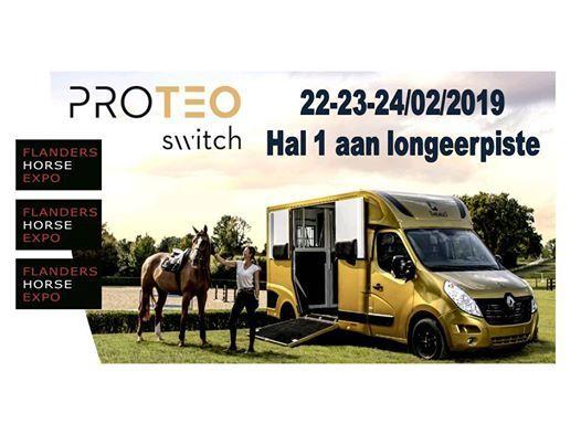 Theault Flanders Horse Expo Gent