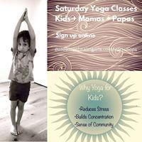 Saturday Yoga Kids Classes in Amherst - Register in Advance