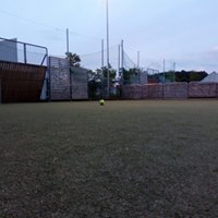 Football Training (Co Training With Another Group)