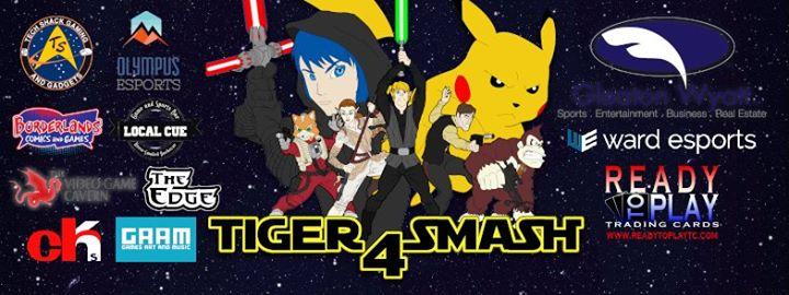 Tiger Smash 4 (500 Pot Bonus) Ft. TGL Druggedfox PG ESAM VGBC Redd OeS Milkman DandyPenguin Stingers Rango KPan Austintacious & more
