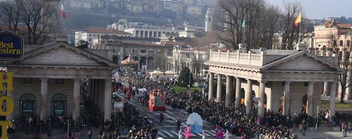 Bergamo Carnevale Di Mezza Quaresima At Lob Lombardy Official
