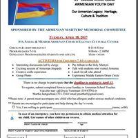 Armenian Youth Day