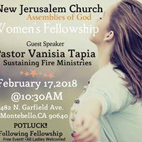 NJC Womens Fellowship