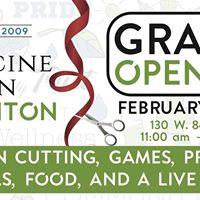 Medicine Man Thornton Grand Opening Party