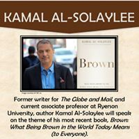 Author Talk Kamal Al-Solaylee