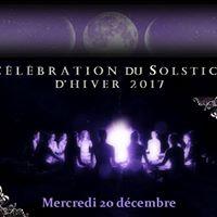 Clbration de Solstice Hiver 2017