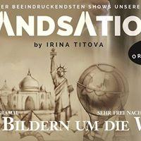 Sandsation - In 80 Bildern um die Welt  Frankfurt