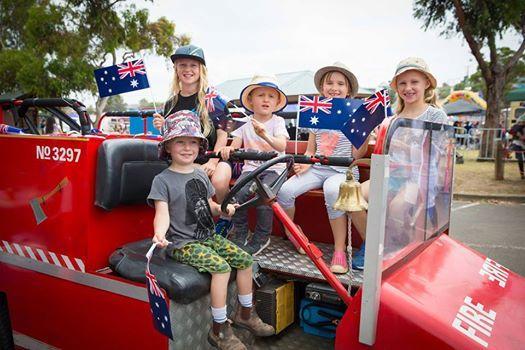 Australia Day Free Family Fun Day