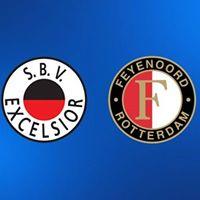 Excelsior - Feyenoord