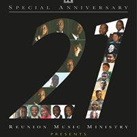 Reunion 21st Anniversary