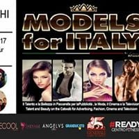 International Fashion Contest - Special Models For Italy