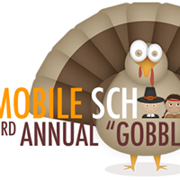 Mobile School Pantrys 3rd Annual &quotGobble Giveaway&quot