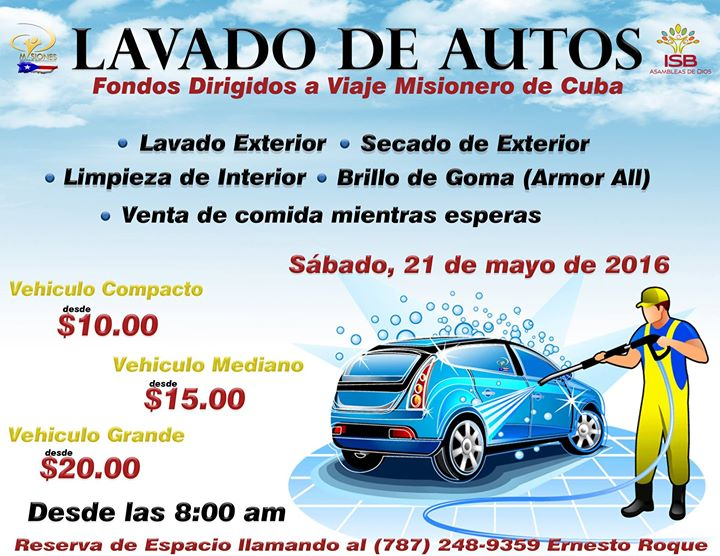 Car Wash Ponce Puerto Rico