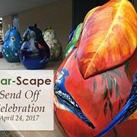 Pear-Scape Send Off Celebration