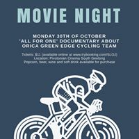 Corio Bay Rowing Club Movie Night
