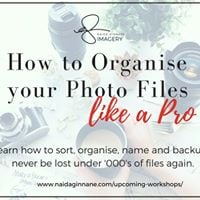 Organise your photo files like a Pro