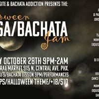 The Halloween SalsaBachata Jam