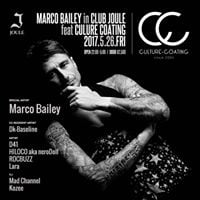 Marco Bailey in Club Joule feat Culture Coating