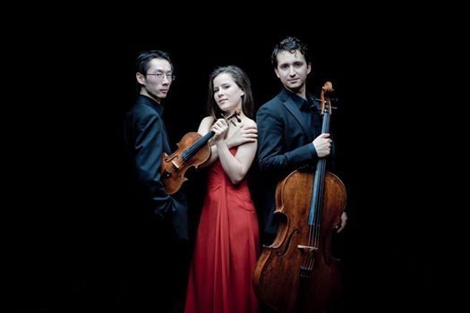 Amatis Trio Haydn Mendelssohn Bartholdy Schostakowitsch u.a.