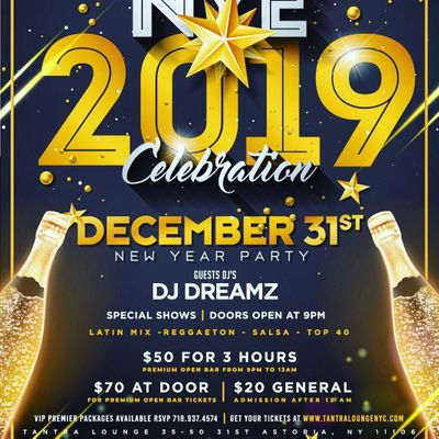 17 Long Island City New Year's Eve 2019 Events & Parties
