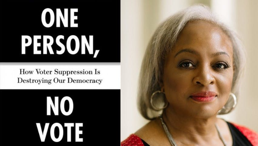 Schomburg Reading Circle One Person No Vote by Carol Anderson