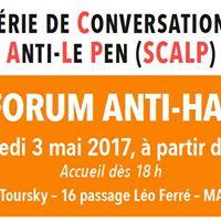 Forum anti-haine 2 Marseille