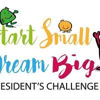 Start Small Dream Big 2018 Virtual Launch