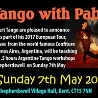Tango with Pablo (P)