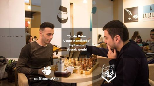 XVIII Coffee Moffie ahmat Turniri
