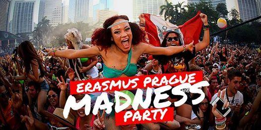 Erasmus Prague Madness Party