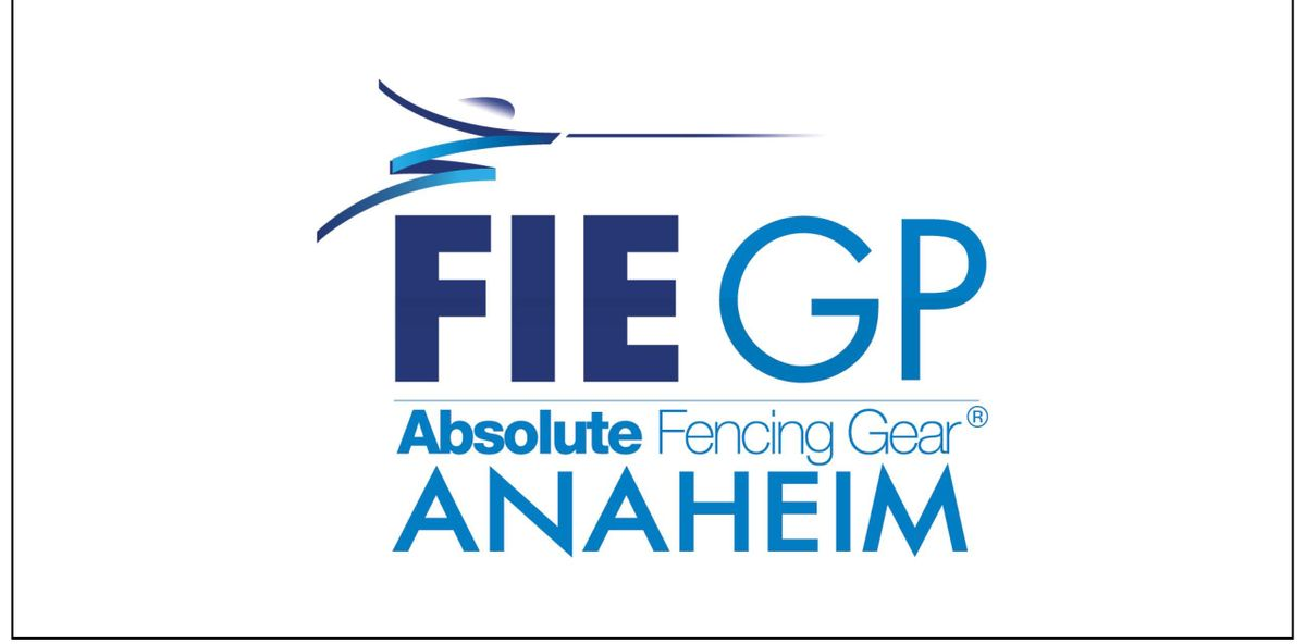 2019 Absolute Fencing Gear FIE Grand Prix Anaheim