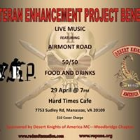 Desert Knights MC hosts Airmont Road Rock Band - VEP Charity