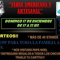 Feria Americana Y Artesanal 1712