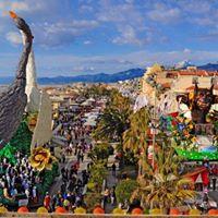 Viareggion Karnevaalit Carnevale di Viareggio