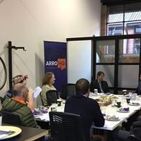 Arro HQ August Business Development Breakfast