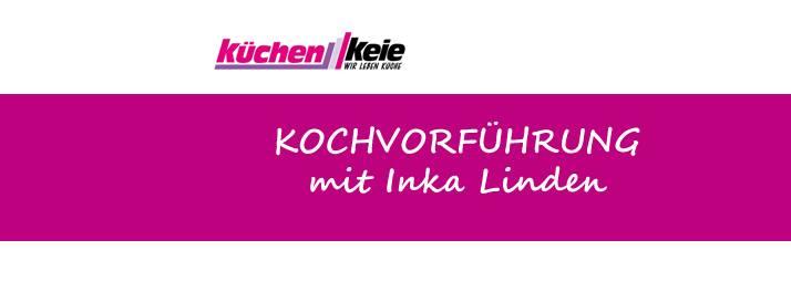 Kostenlose Kochvorfuhrung Mit Inka Linden At Kuchen Keie Hofheim