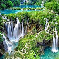 Laghi di Plitvice Zagabria e Lubiana