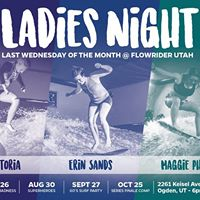 Ladies Night SheShreds 60s Surfin Safari