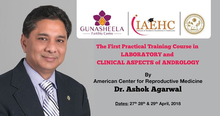 A 3-day Andrology Workshop in Semenology