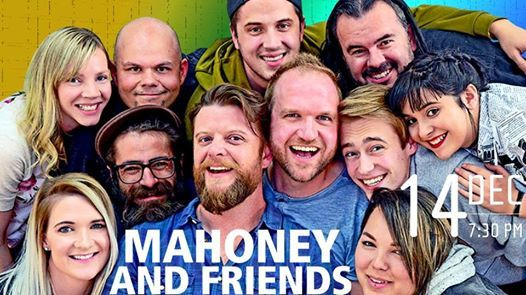 Mahoney and Friends