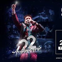 Agrupacin Sin Ley En Concierto 22 Aniversario Teatro Al Aire Libre La Paz
