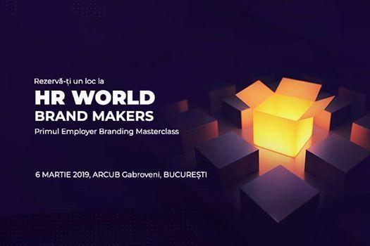 HR World Brand Makers Employer Branding Masterclass