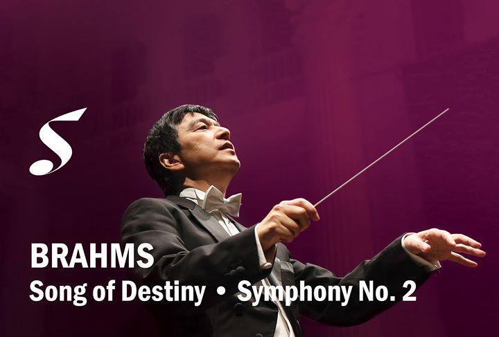 Brahms Symphonies  Song of Destiny