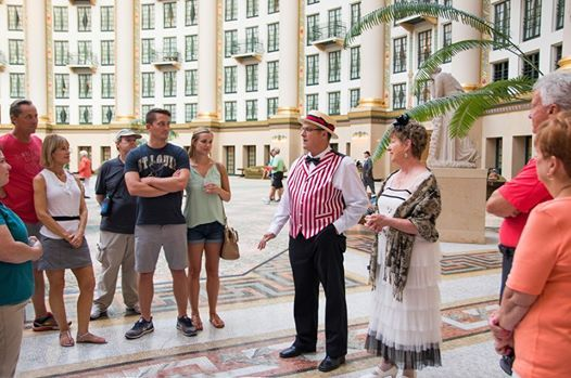Twilight Tours at French Lick Resort, Indiana