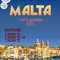 Grote reis Malta