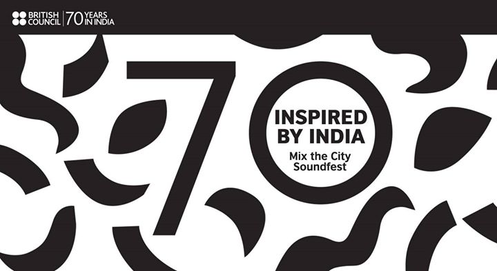 Inspired by India - Mix the City Soundfest