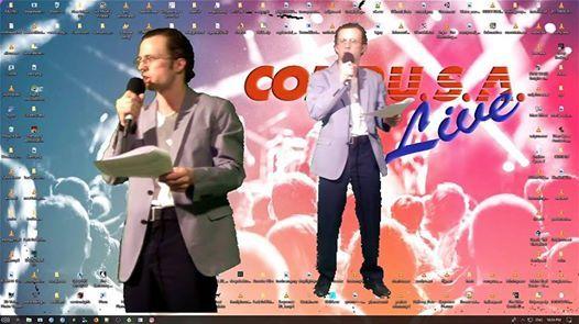 Comp USA Live Season 2 Premiere