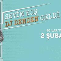 Dj Denden - 90lar Trke Pop  By Eskici Bodrum