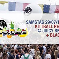 Kittball x Juicy Beats Festival