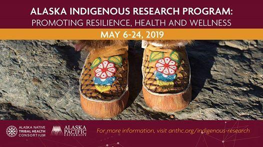 Alaska Indigenous Research Program  Week 3